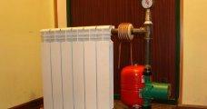 Схема отопления в доме