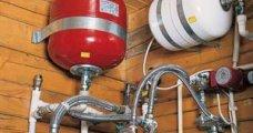 Элеваторный узел системы отопления схема