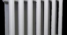 Установка радиаторов отопления снип