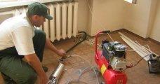 Схема отопления гаража с циркуляционным насосом