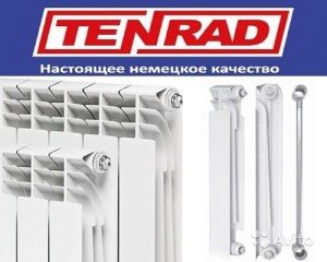 биметаллическая батарея Тенрад