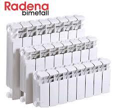 биметаллический радиатор Радена