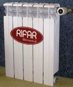 биметаллический радиатор Рифар