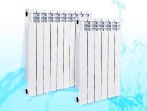 биметаллический радиатор Оазис