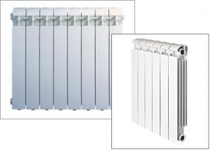 биметаллический радиатор Global Style