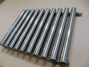 стальная трубчатая батарея