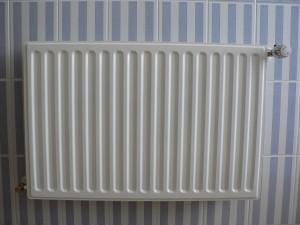 цельный алюминиевый радиатор