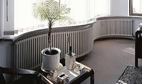 изогнутый трубчатый радиатор
