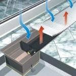 встроенный электрический конвектор