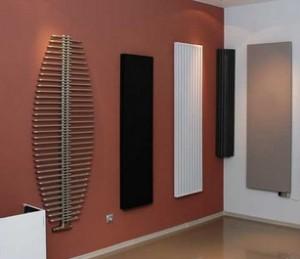 виды вертикальных радиаторов