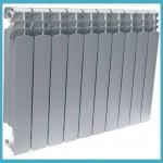 алюминиевая батарея методом экструзии