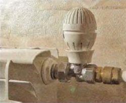 регулировочный кран на радиатор