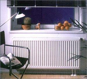 стальной панельный радиатор Керми
