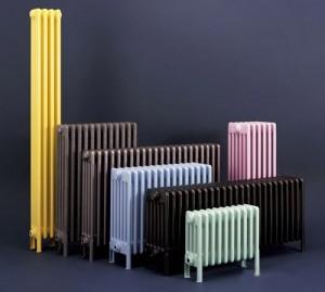 модели трубчатых радиаторов