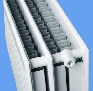 трехслойный радиатор Керми