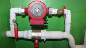 насос грундфос в системе отопления