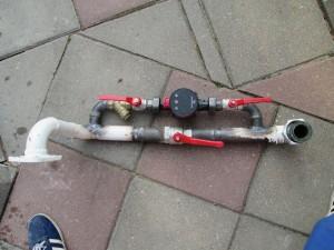 ремонт насоса для отопления