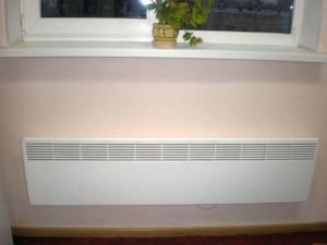тепловой конвектор для дома
