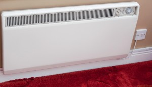 электрический конвектор отопления