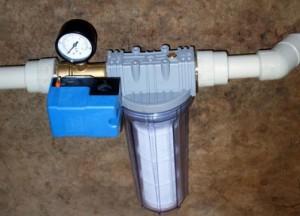 фильтр для воды в системе отопления