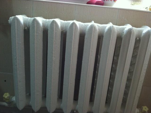 Радиаторы отопления в домашних условиях