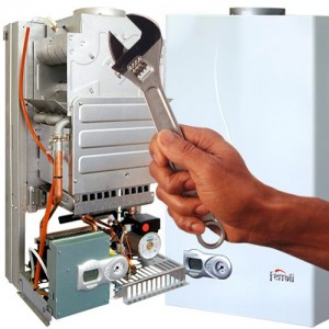 ремонт газового котла ferroli