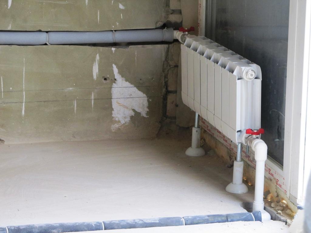 Отопление частного дома своими руками фото