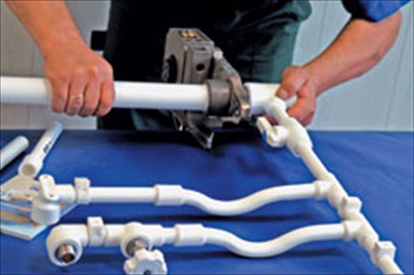 Отопление металлопластиковые трубы монтаж своими руками