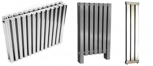 виды стального радиатора