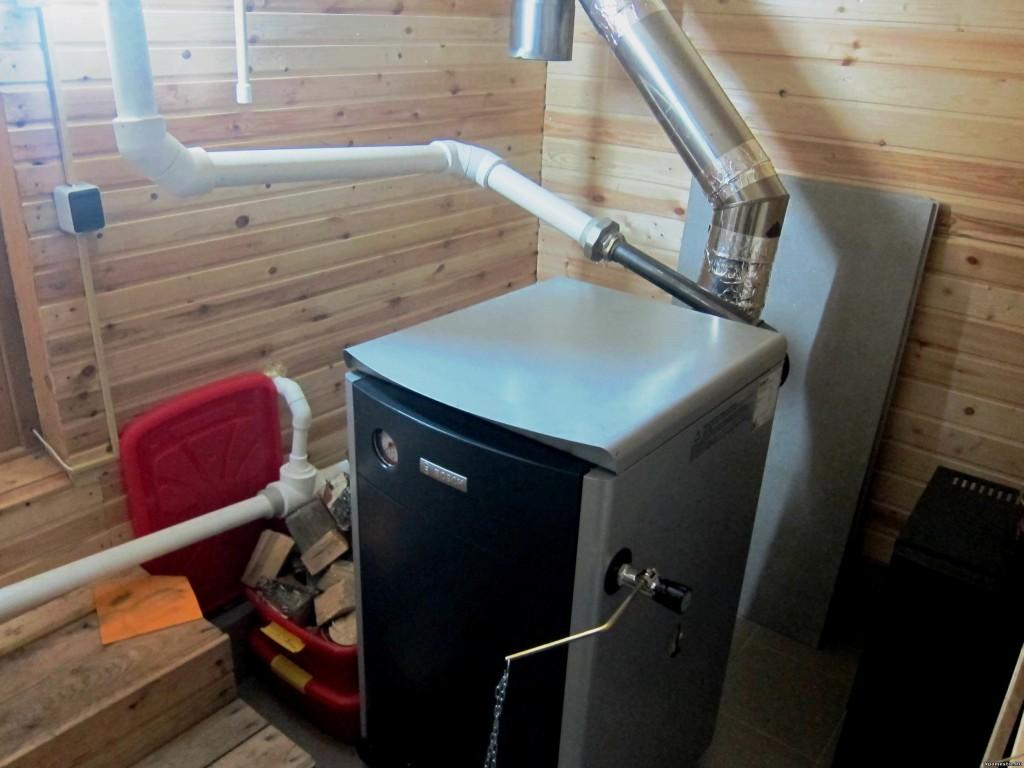 Паровое отопление частного дома своими руками от печи