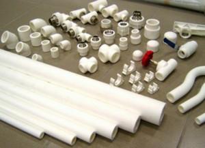 размеры пластиковых труб для отопления