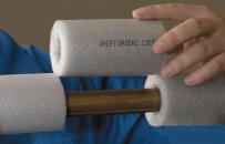 энергофлекс на трубе