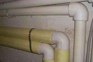 теплоизоляция на трубе отопления