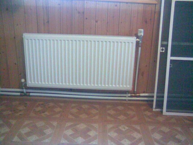 Монтаж радиаторов отопления с нижним подключением своими руками 30