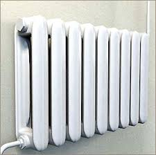 чугунный радиатор