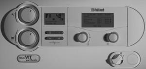 панель управления вайлант серии ecotec plus