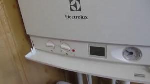панель котла электролюкс
