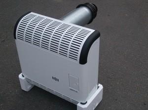 отопительный газовый конвектор