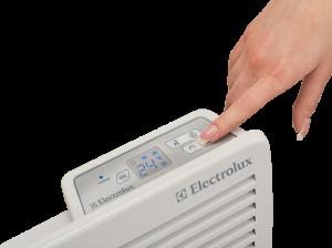 панель управления конвектора электролюкс