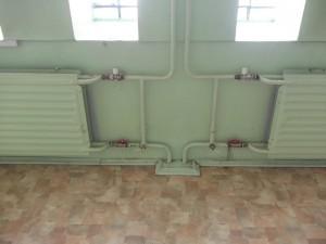 пример разводки системы отопления