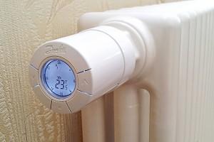 регулятор температуры отопления на радиаторе