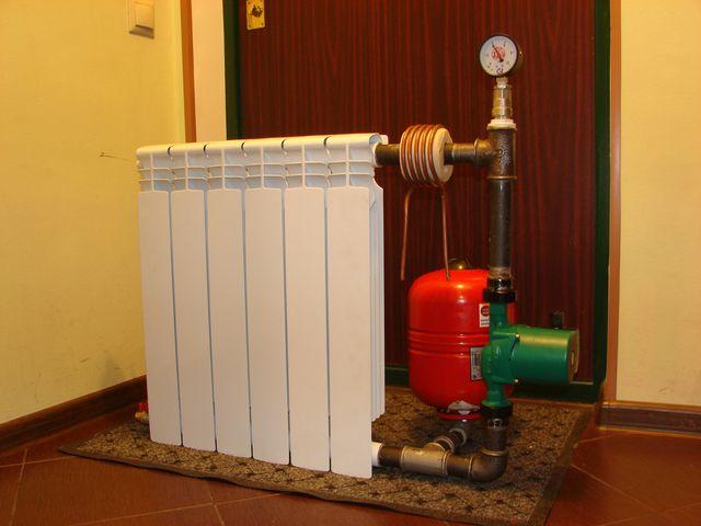 Нагреватель воды от газа своими руками