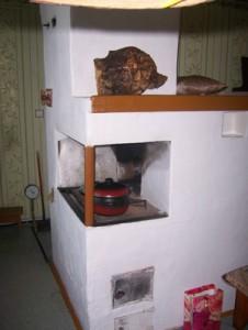 печь старого образца