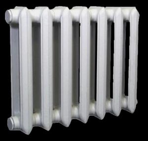 секционный чугунный радиатор отопления