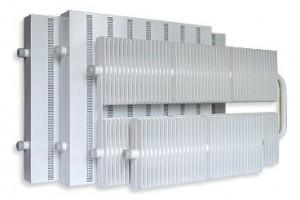 стальной радиатор с конвектором