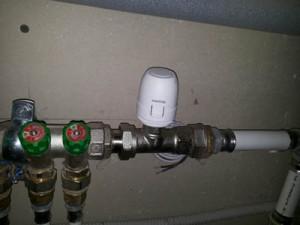 сервопривод в системе отопления
