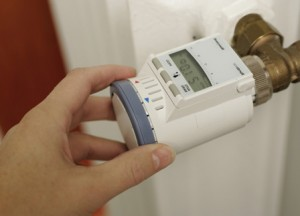 батарея с автоматическим терморегулятором