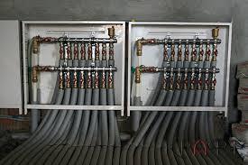 коллекторное отопление частного дома