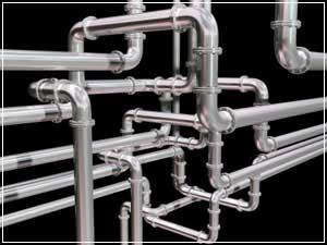 стальные водо-газопроводные трубы