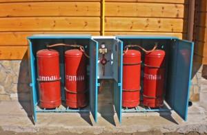 отопление дома на сжиженном газе